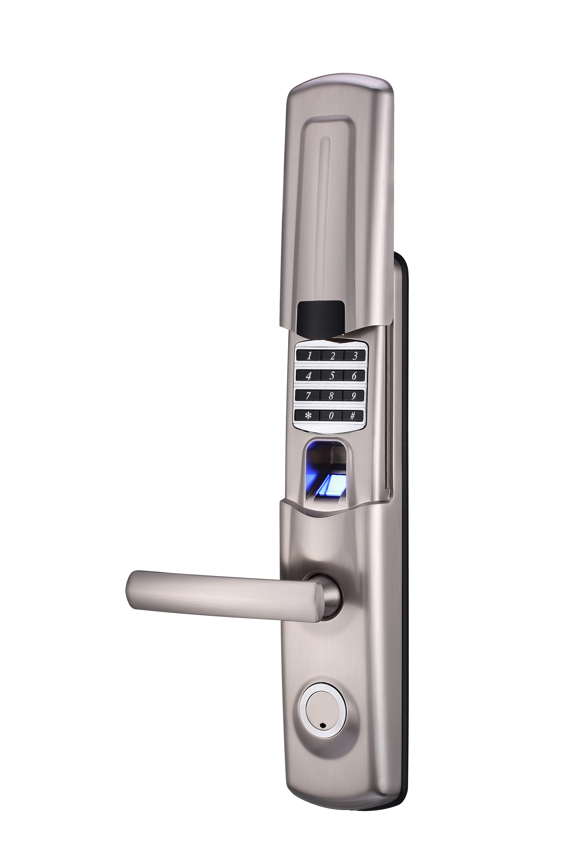 Fechadura Biométrica Beluni – New Top Prata