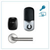 Fechadura Beluni RFID Inox 6100