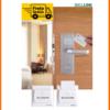 Fechadura Eletrônica De Cartão + Economizador De Energia